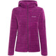 Columbia Fast Trek Hooded Jacket Women Dark Raspberry
